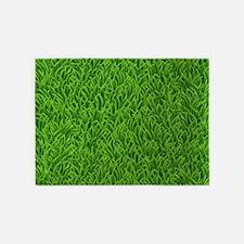Grass 5'x7'Area Rug