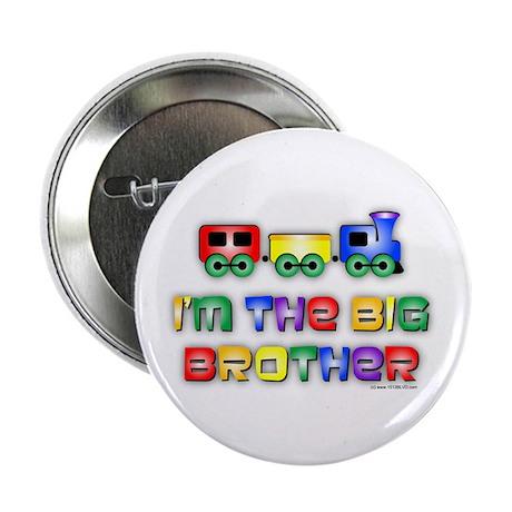 """Big Bro Train 2.25"""" Button (10 pack)"""