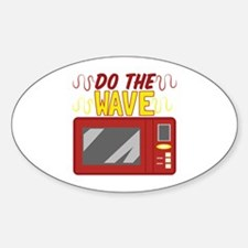 Do The Wave Decal