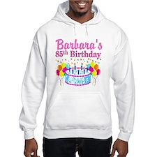 85 YR OLD DIVA Hoodie Sweatshirt