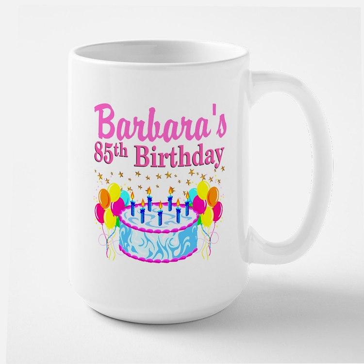 85 YR OLD DIVA Ceramic Mugs