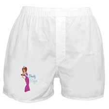 Beauty Reigns Boxer Shorts
