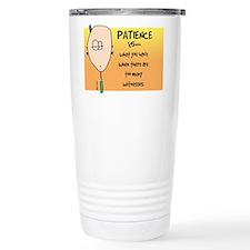 Attitude humor Travel Mug