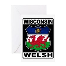 Wisconsin Welsh American Greeting Cards