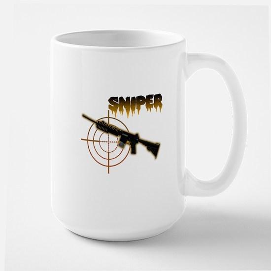 american sniper Large Mug