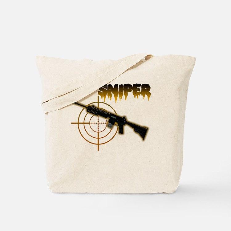 american sniper Tote Bag