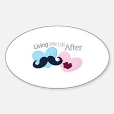 Living Happily Decal