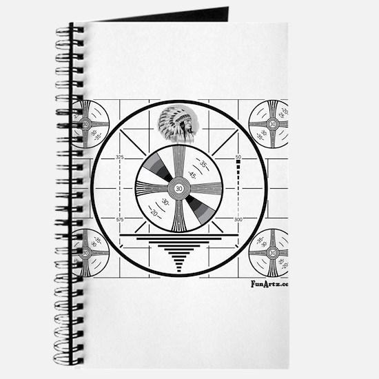 TV Test Pattern Journal