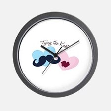 Tying the Knot Wall Clock