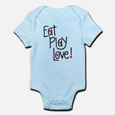 Eat Play Love! Body Suit