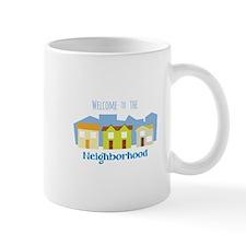 Neighborhood Welcome Mugs