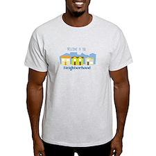 Neighborhood Welcome T-Shirt