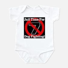 Jail Time For Dog Fighting Infant Bodysuit