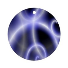 Spiral2 Ornament (Round)
