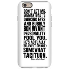Mike Somewhat Taciturn Better Call Saul iPhone 6 T