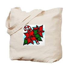 Candy and Flowers Tote Bag