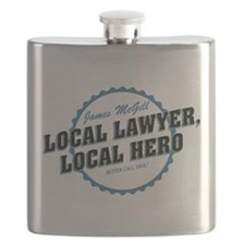 Local Lawyer Local Hero Better Call Saul Flask