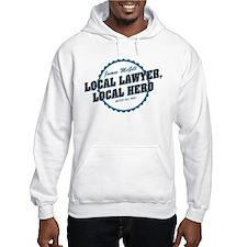 Local Lawyer Local Hero Better Call Saul Hoodie