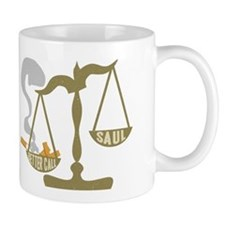 Justice Scales Ashtray Better Call Saul Mugs