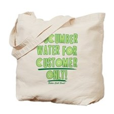 Cucumber Water Better Call Saul Tote Bag