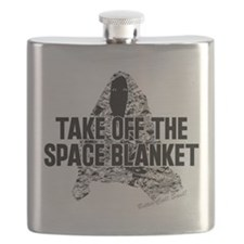 Space Blanket Better Call Saul Flask