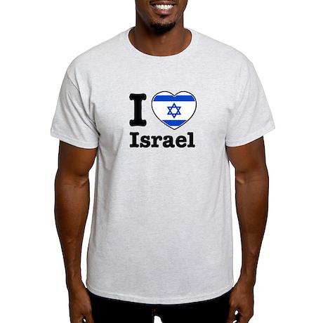 I love Israel Light T-Shirt