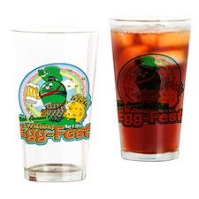 Waldorf Egg-Fest Drinking Glass