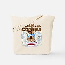 Milk_and_cookies.png Tote Bag