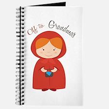 Off to Grandmas Journal