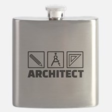 Architect tools compass Flask