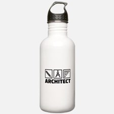 Architect tools compas Water Bottle