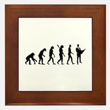 Evolution Architect Framed Tile
