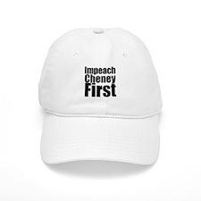 Impeach Cheney First Baseball Cap