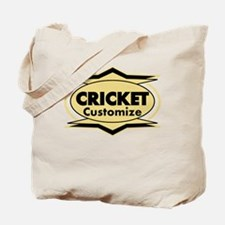 Cricket Star stylized Tote Bag