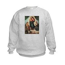 Sistine Madonna Sweatshirt