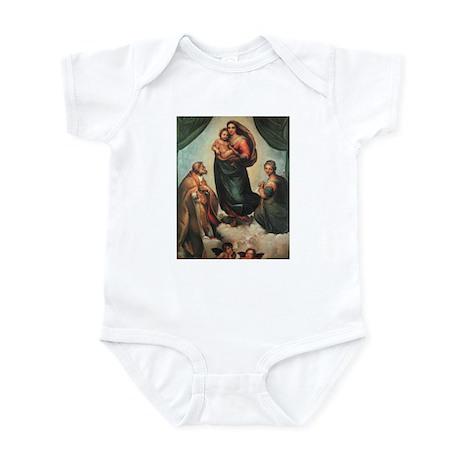 Sistine Madonna Infant Bodysuit