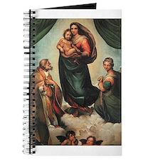 Sistine Madonna Journal