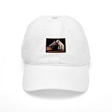 VINTAGE DOG ART: RCA DOG Baseball Cap