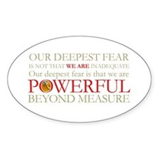 Funny Fear Decal