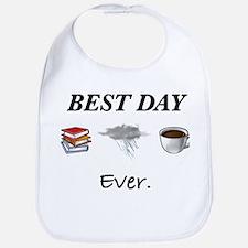 Best Day Ever Bib