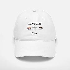 Best Day Ever Baseball Baseball Cap