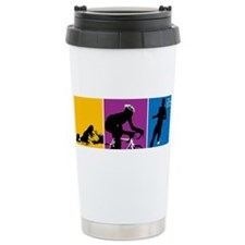 Unique Competitive swimming Travel Mug