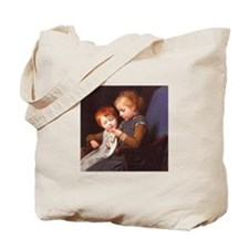 Little Knitters Tote Bag