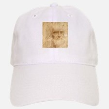 Leonardo Da Vinci Baseball Baseball Cap