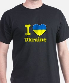 I love Ukraine T-Shirt
