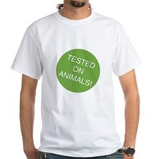 Tested on Animals! T-Shirt