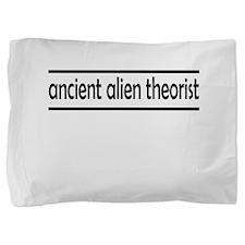 ancient alien theorist Pillow Sham