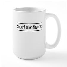 ancient alien theorist Mugs