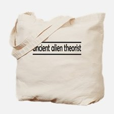 ancient alien theorist Tote Bag