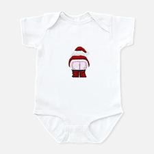 Santa Moon Infant Bodysuit